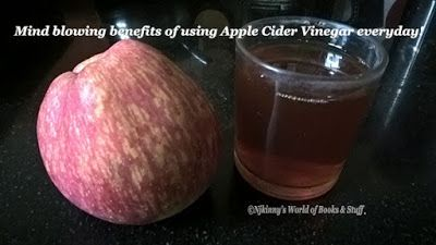 Mind blowing benefits of using #AppleCiderVinegar everyday!  http://www.njkinnysblog.com/2016/02/mind-blowing-benefits-of-using-apple.html #BeautyTips #HealthTips #Uses #NutritionalValue