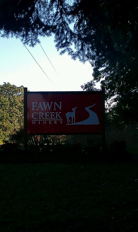 Fawn Creek Winery in Wisconsin Dells, WI