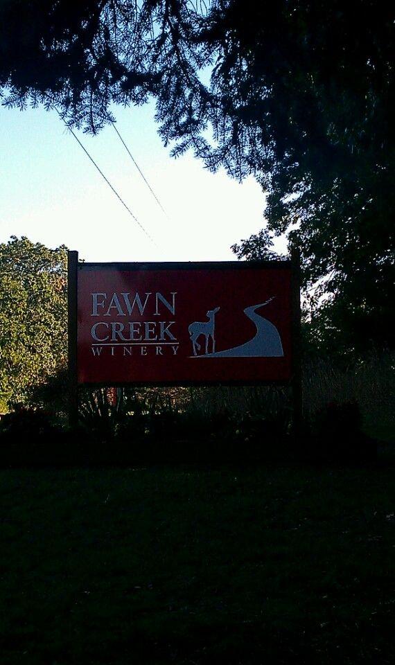 Fawn Creek Winery in Wisconsin Dells, WI