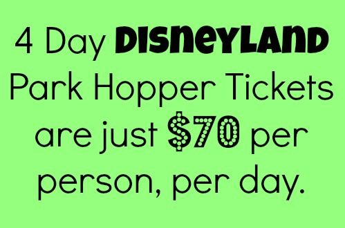Disneyland park hopper tickets are on sale. #travel https://www.facebook.com/pages/Snob-Trips/243851075800597