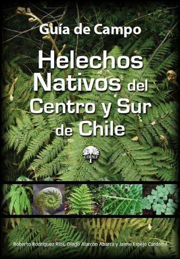 Libro Guia de Campo Helechos de Chile