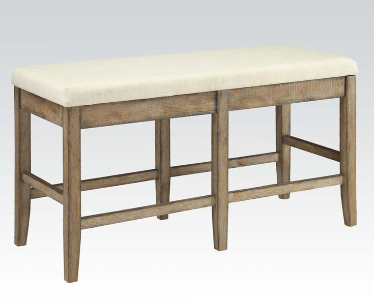 Counter Height Bench Claudia by Acme Furniture AC71723 - Best 25+ Counter Height Bench Ideas On Pinterest Used Bar Stools