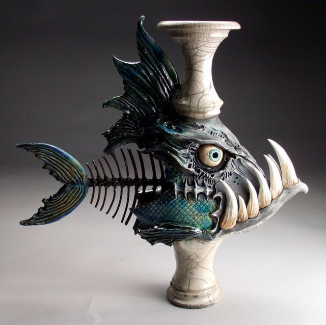 Cool ceramics images galleries with a for Cool ceramic art
