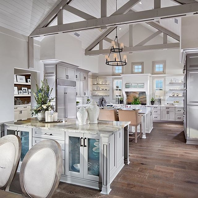 1000 images about kitchen on pinterest grey walls blue for Morning kitchen designs
