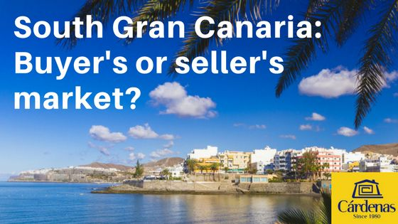 The latest figures suggest that house prices in south Gran Canaria are set to rise