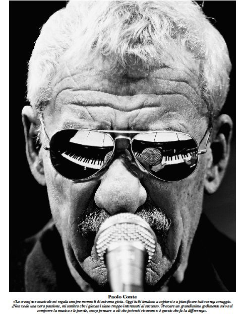 """Pablo Conte - Rolling Stone Italy """"The 100 Faces of Italian Music"""""""
