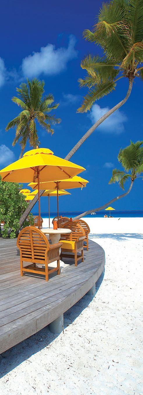 Quand je vais etre riche....Angsana Velavaru...Maldives