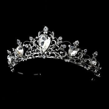 Ebony S Tiara But Hers Will Be Pure Silver And Real