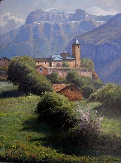 Amelia Filizzola: Mis pintores actuales preferidos.