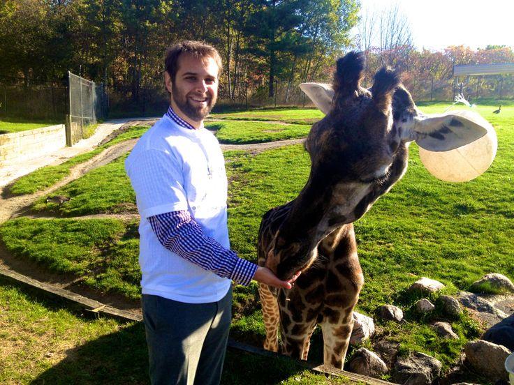 Win two tickets to the Toronto Zoo! Giraffes & biogas #Toronto
