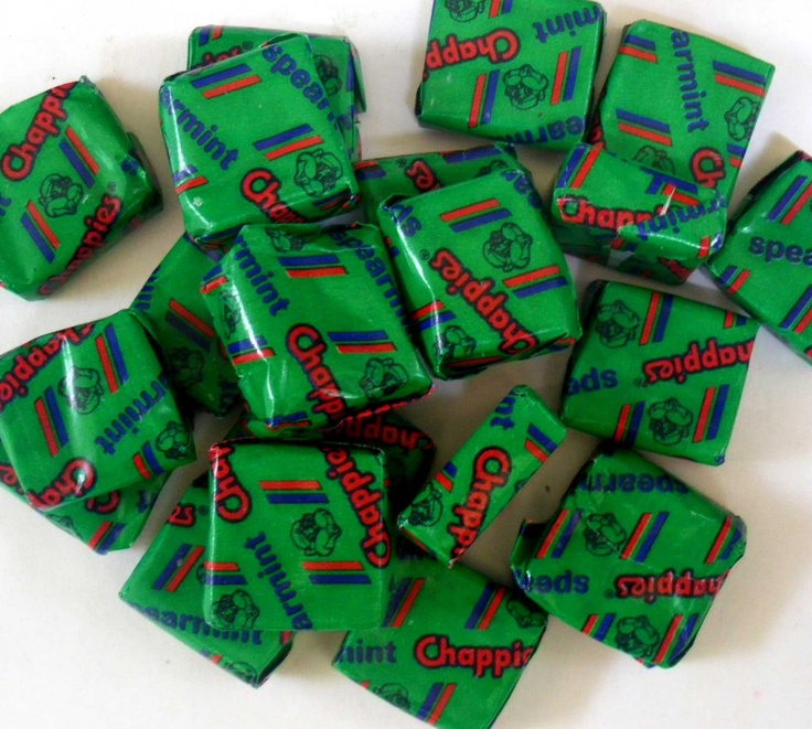 Chappies...the universal name for gum! #picknpay #heritageday
