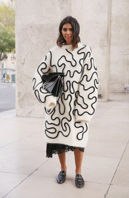 Something Up Your Sleeve: The Street Style Trend That's All About The Sleeve