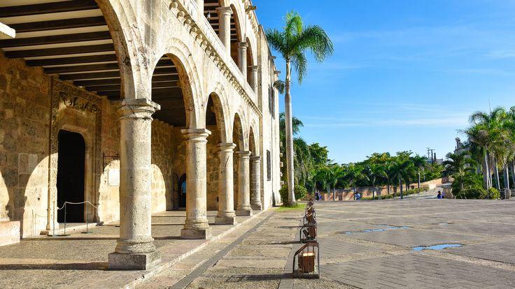 Santo Domingo: la capital de República Dominicana