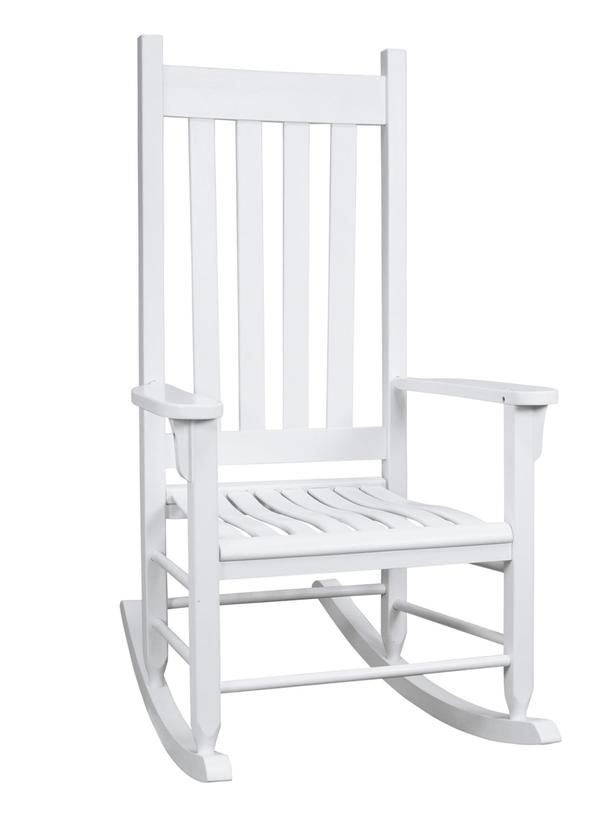 Rocking Chairs... I love rocking chairs. Used trio love to rock while singing my nephews to sleep when they were babies.