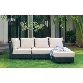 BONDI SECTIONAL OUTDOOR PATIO SET