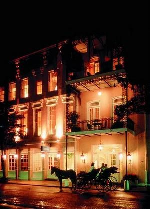 Bienville House Hotel in New Orleans Louisiana
