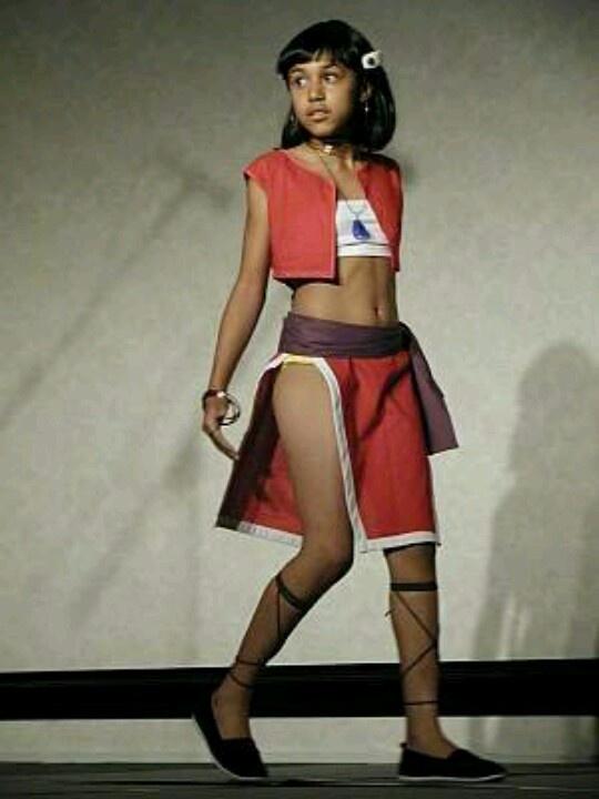 Nadia: Secret of Blue Water cosplay | black female cosplay ...