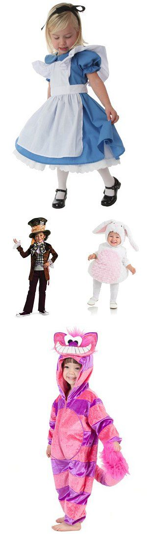 """{Halloween Costumes} """"Who in the world am I? Ah, that's the great puzzle."""" ― Alice in Wonderland"""