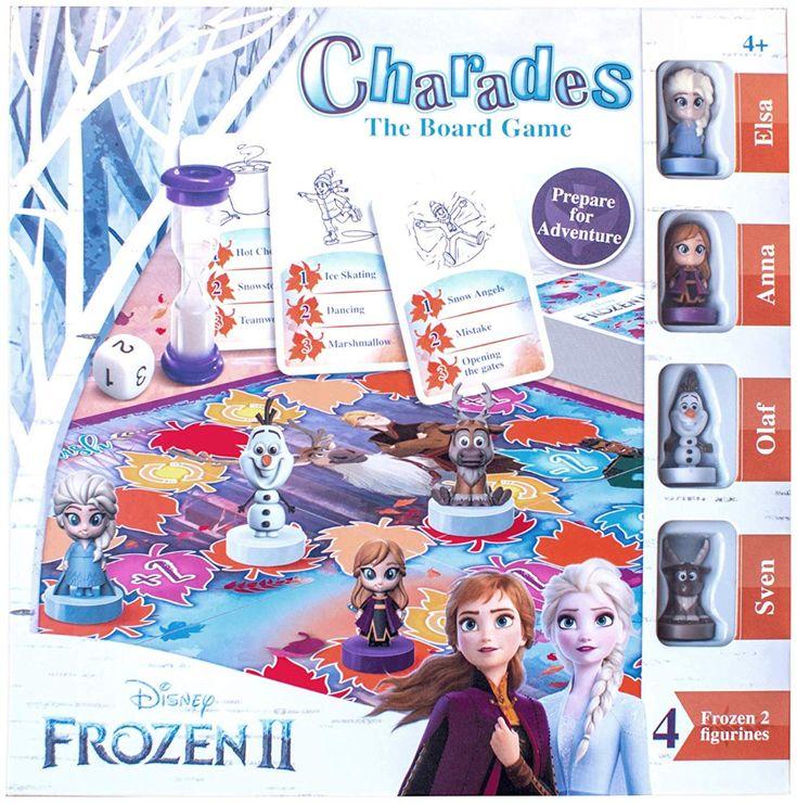 Cartamundi frozen 2 charades board game amazonde