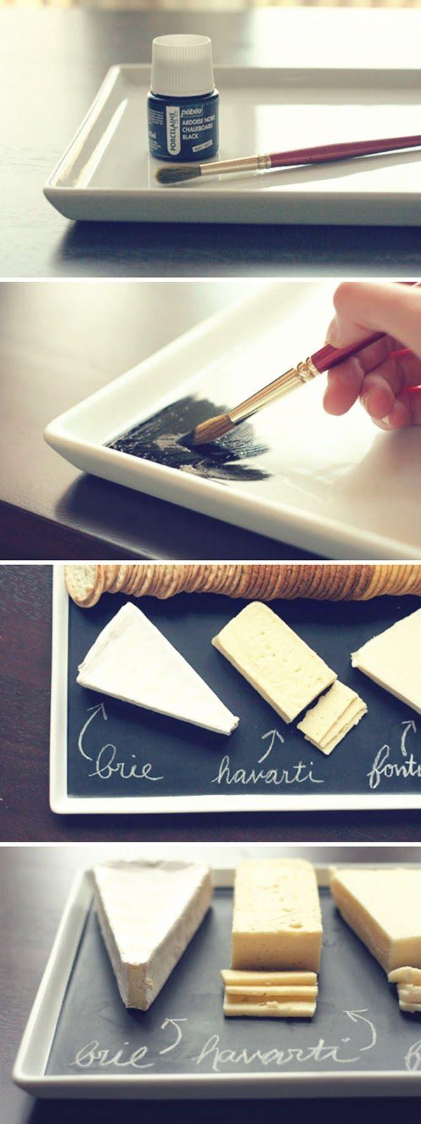 frashion: Chalkboard paint ideas / Ideje za farbu za podlogu za pisanje kredom...