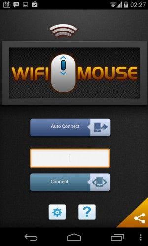 Wifi Mouse Pro – Membuat Android Menjadi Mouse Laptop Jarak Jauh http://www.aplikanologi.com/?p=25635