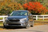 2014 Kia Cadenza - Four Seasons Update - November 2013 - Automobile Magazine