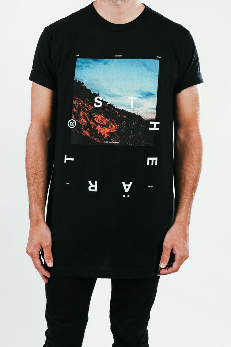 Mars Tee :: Long Fit