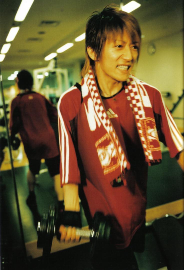 """L'Arc~en~Ciel """"Smile Tour Photobook"""" Tetsuya"""