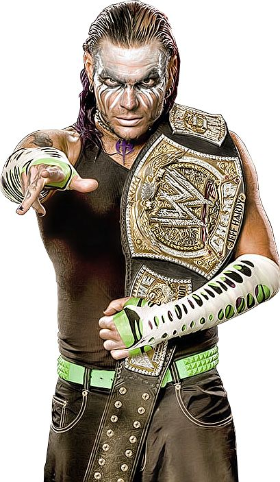 WWE World Champion Jeff Hardy