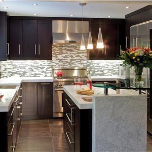 Contemporary (Modern, Retro) Kitchen by Anastasia Rentzos