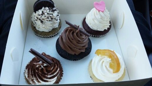 vegan cupcakes from caterpillar's dream
