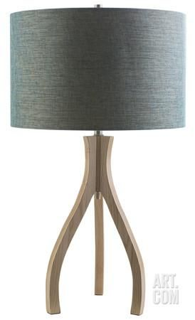 Vorkbeen Table Lamp - Blue Home Accessories at Art.com