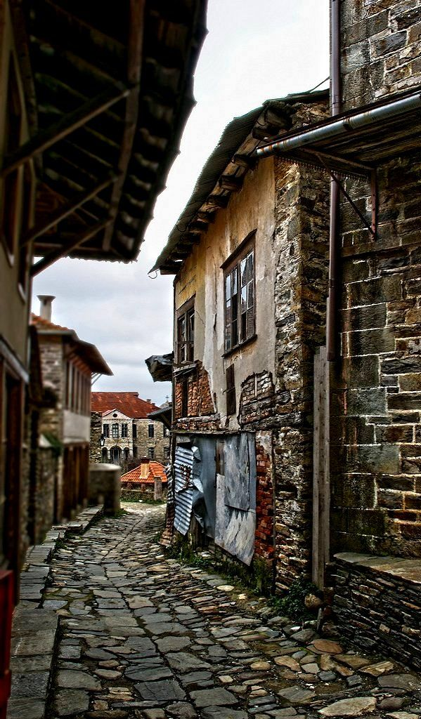 Karyes village, Mount Athos, Greece | by ΒΦ photography