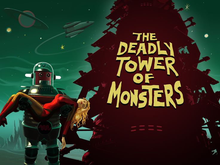 The Deadly Tower of Monsters on http://www.IndieDB.com/games/the-deadly-tower-of-monsters #TheDeadlyTowerOfMonsters is a PC and PS4 video game inspired by Sci-Fi B-movies from 40s-70s. Get it on Steam: http://store.steampowered.com/app/353700 GOG: https://www.gog.com/game/the_deadly_tower_of_monsters PlayStation 4: https://www.playstation.com/en-us/games/the-deadly-tower-of-monsters-ps4 #ACETeam #VideoGames #Gaming #GameDev #IndieDev #IndieGame #PCGame #AtlusUSA #PS4 #PlayStation4 #SciFi…