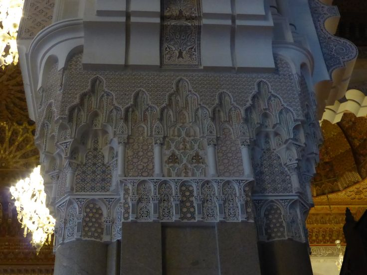 Hassan II Mosque, Casablanca