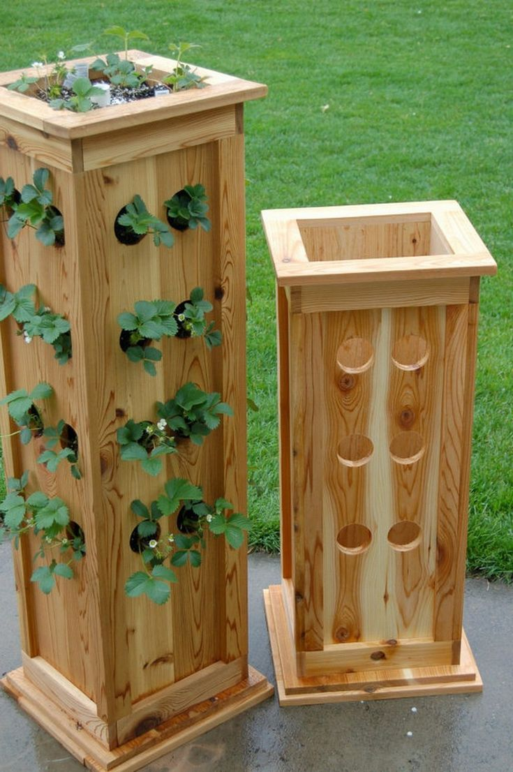 30 Admirable Diy Wood Planter Box Ideas For Your Amazing Garden Gardening Garden Gardendesign Garde Diy Wood Planters Diy Wood Planter Box Wood Planter Box