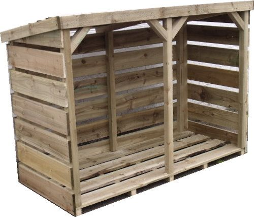 17 best images about fire wood racks on pinterest for Log storage ideas
