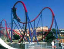 Six Flags Fiesta Texas...lots of fun for the family...