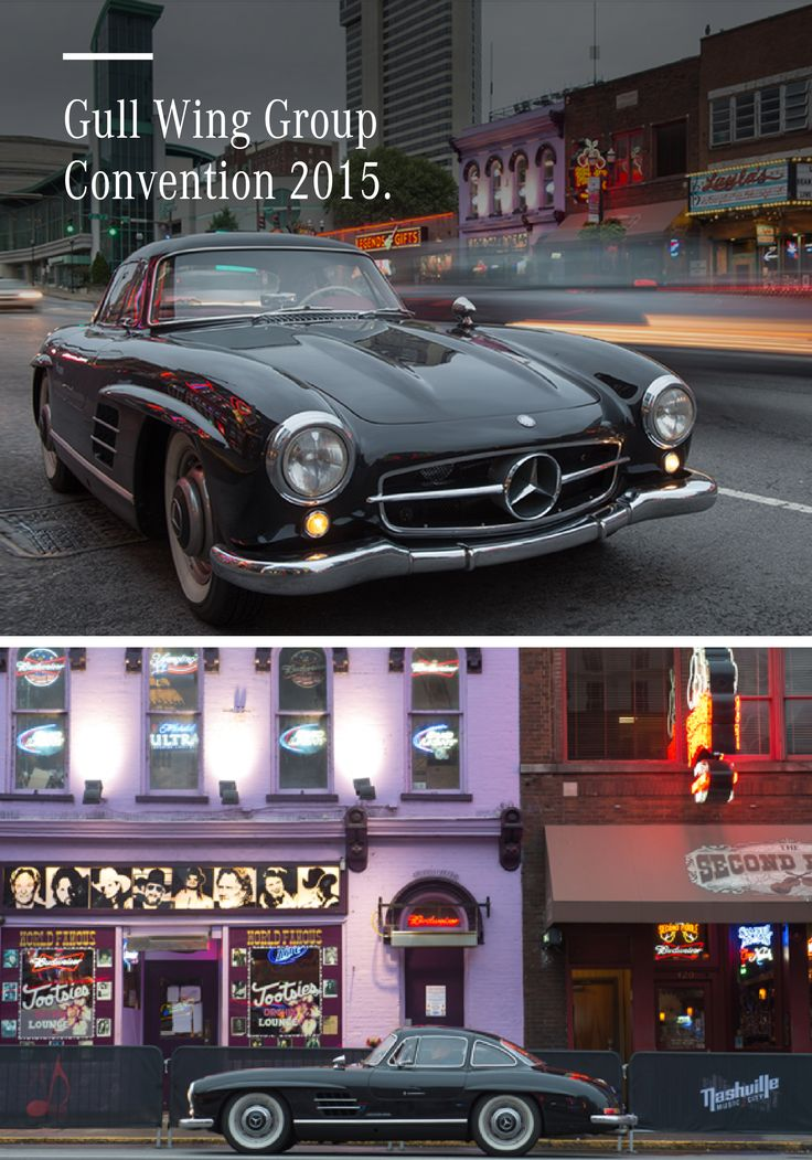 These 21 exquisite Mercedes-Benz cars deserve a grand stage. Only automotive classics are parked in front of the Union Station Hotel in Nashville, Tennessee. Click through to see the collectors show off their gems.