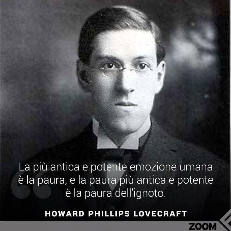 #AccaddeOggi nel 1937 moriva Howard Phillips Lovecraft uno dei più influenti e innovativi autori di letteratura fantastica di tutti i tempi {http://bit.ly/lovecrafthowardphillips  link in bio} . . . #quote #citazioni #citazionilibri #quotestoliveby #quotestagram #HowardPhillipsLovecraft #Lovecraft