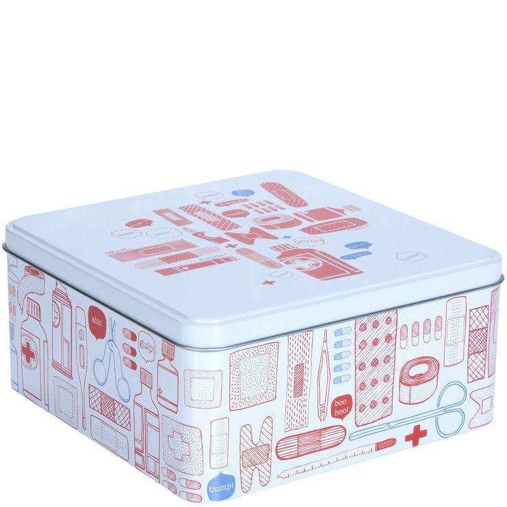 EMERGENCY ROOM gyógyszeres doboz