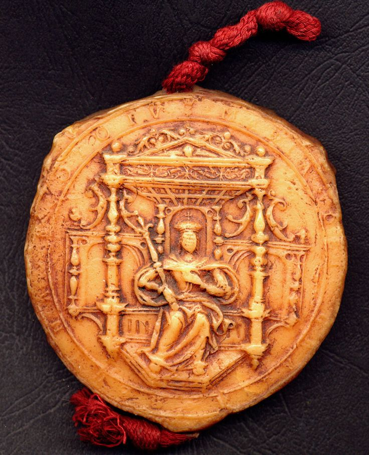 Great Seal of Mary, Queen of Scots