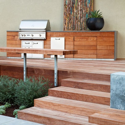BBQ Design Ideas, Pictures, Remodel, and Decor