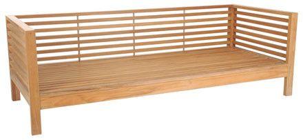 Summer Set Garden Bench