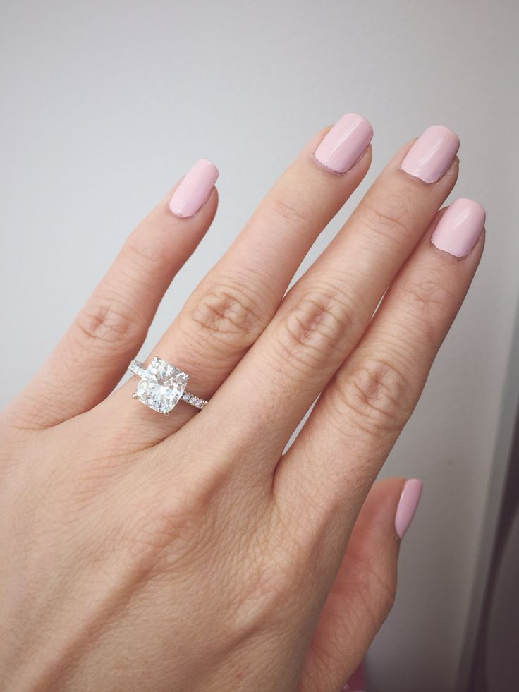 Best 25 Cushion cut ideas on Pinterest