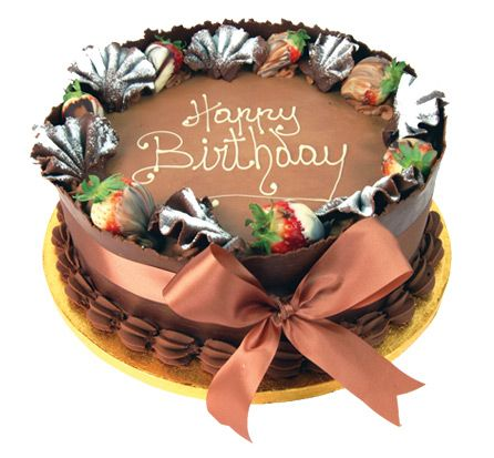 Patisserie Valerie - Special Occasion Cakes - Double Chocolate Delight Celebration Cake
