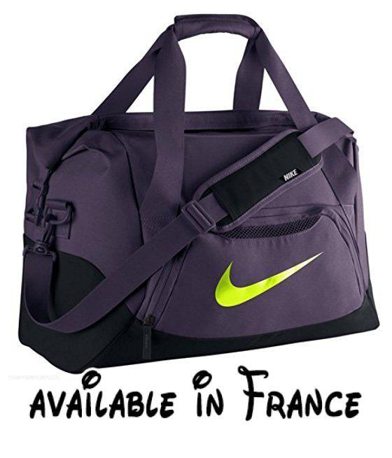 80125812a7b3c B01M4J7230   Nike FB Shield Duffel Sac de sport pour homme taille unique  Taille unique Morado