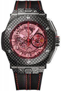 Replica Hublot relojes para hombres | Big Bang UNICO Ferrari 45mm 401.qx.0123.vr