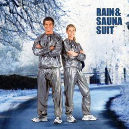 Fato Sauna para Chuva Rain & Sauna Suit