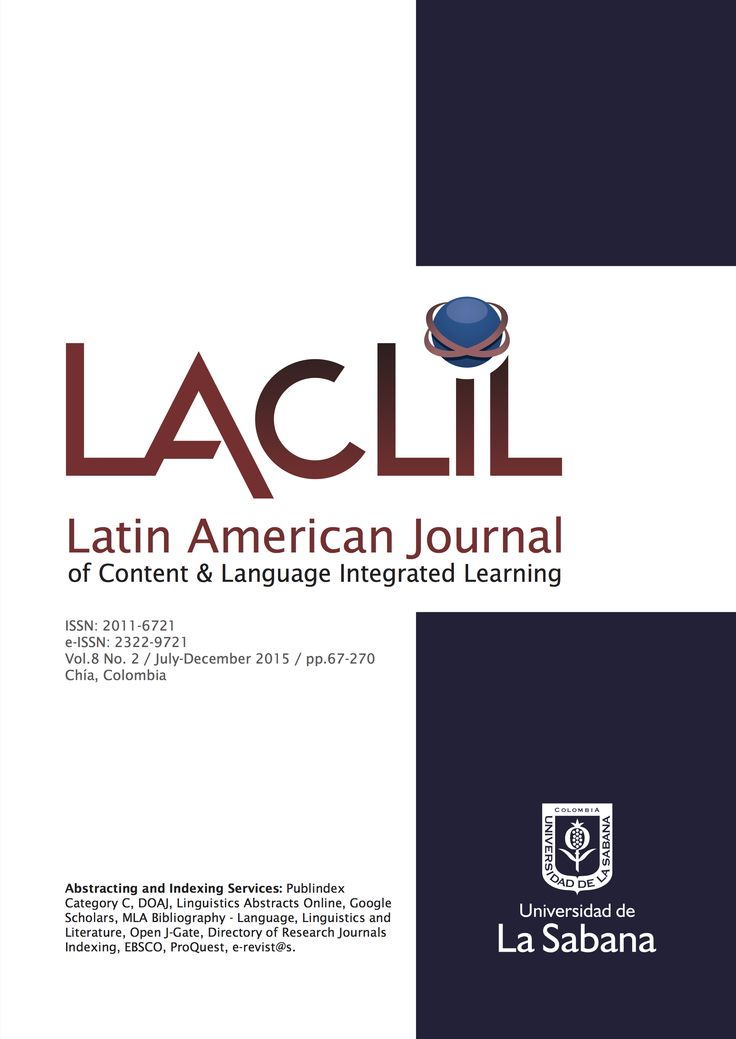 LACLIL is a really useful journal where many experts and educators share their knowledge about CLIL methodology. Although this one is not basically about CLIL materials, there you can find lots of information which is necessary to be known by the teacher.